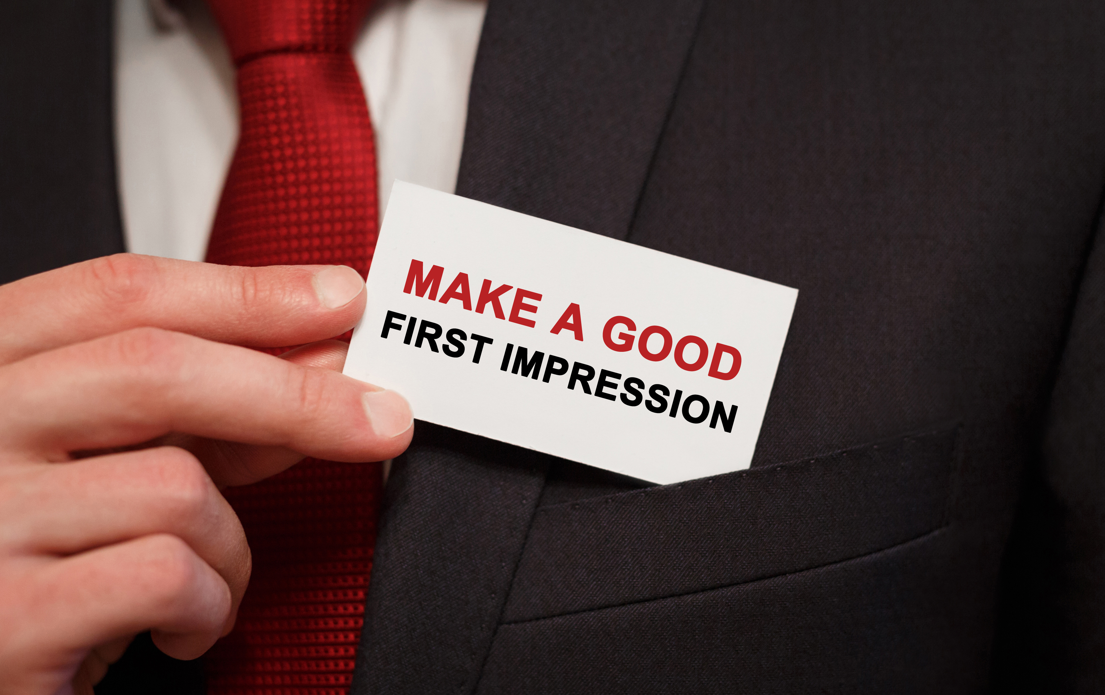 5 Ways to Make a Great First Impression at A New Job