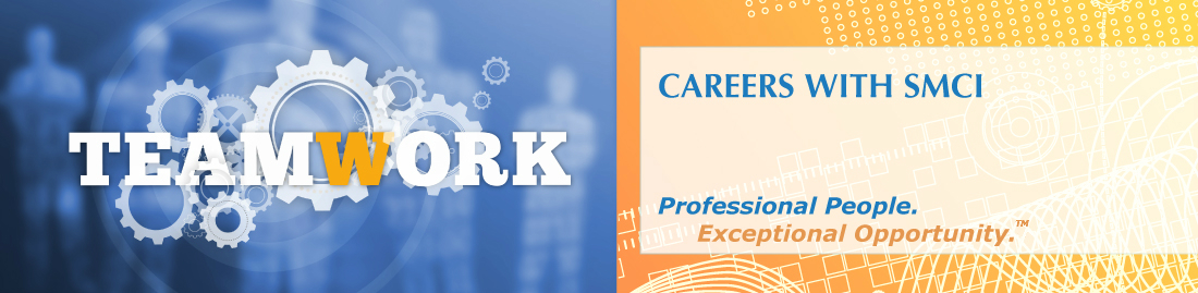 Careers with SMCI